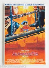 An American Tail FRIDGE MAGNET (2 x 3 inches) movie poster animated