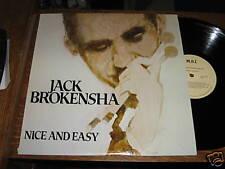 Jack Brokensha JAZZ DETROIT LP Nice and Easy ORIGINAL