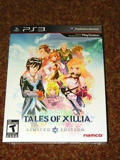 TALES OF XILLIA LIMITED EDITION PS3 GAME BUNDLE BRAND NEW