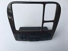 Mercedes Benz S-Class AC/Heater Dash Climate Control Unit (2208300185) 2000-6