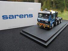 """IMC MODELS  20-1044 MB SK 3550 TRACTEUR SOLO 8X4  """" SARENS """"  MINT IN BOX"""