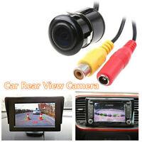 170° CMOS Rear View Camera Car Parking Reversing Backup Night Vision Waterproof