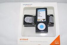 17 Griffin Immerse Sport Armbands for Apple iPod nano 5th Gen. Armband, Black