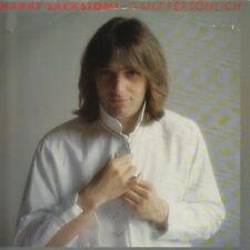 "12"" Harry Sacksioni Ganz persönlich (Marco Polo, Joachim im Urlaub) Polydor"