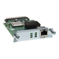 CISCO VWIC3-1MFT-T1/E1 T1/E1 GEN 3 MultiFlex VOICE/WAN CARD New In Box