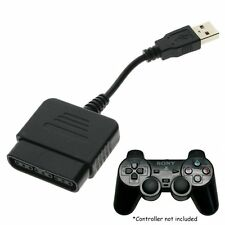 PS3 20USB 20CABLE For PS2 Controller to PS3 PC USB Adapter Converter Cable