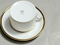 Richard Ginori  Italy  Porcelain Set of Tea / Coffee Cup Saucer Set