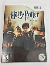 Nintendo Wii Harry Potter and the Deathly Hallows: Part 2 Video Game Complete