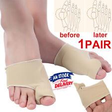 2×Bunion Corrector Straightener Splint Brace Orthopedic AF Valgus Hammer Toe