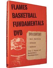 Flames Basketball Fundamentals Dvd - Youth Coaching