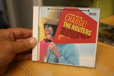 RARE SURF CD - THE ROUTERS - CHARGE! - USA 2003