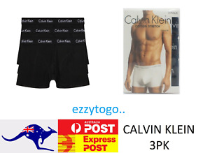 Calvin Klein Men's Trunks 3pk