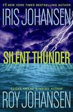 Silent Thunder by Iris Johansen L-NW HC/DJ COMBINE&SAVE