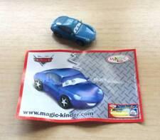 SORPRESINE MAGIC KINDER - SERIE CARS DISNEY PIXAR - 2S-205 + CARTINA - WITH BPZ