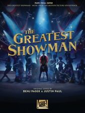 THE GREATEST SHOWMAN SHEET MUSIC PVG BOOK FOR PIANO VOCAL GUITAR ***BRAND NEW***