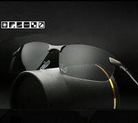 Gafas de sol polarizadas, Proteccion UV 400, gran calidad, mas funda, Sunglasses