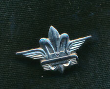 ISRAEL IDF ZAHAL INTELLIGENCE SPOTTER FIGHTER SHIRT SILVER BADGE PIN