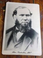 Alan Pinkerton Founder of Pinkerton Detective Agency Old West Photo Photograph
