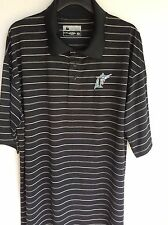 MLB Florida Marlins Polo Shirt XXL Golf Shirt
