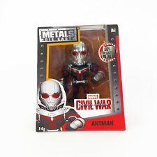 Metals Marvel Classic Figure Antman  (M61) 4 inch Die-Cast