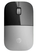 Brand New HP Z3700 Wireless Mouse Turbo Silver Mate