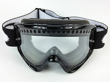 REPLACEMENT GOGGLE-SHOP MOTOCROSS ENDURO DUAL CLEAR VENT LENS fit OAKLEY O-FRAME