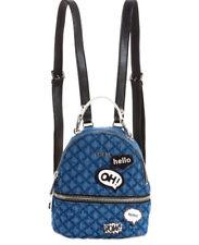 "GUESS Terra Medium Backpack ""SILVER"" NWT"