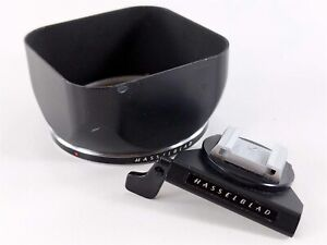 Hasselblad Bay 50 Alloy Lens Hood Shade w/ Flash Shoe for C CT 80 lenses 80mm