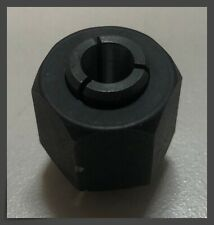 """Bosch® 2608570085 Replacement Collet w/Locking Nut - 1/4"""" - For 1215"""