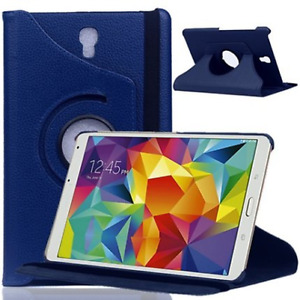 """360 Rotating Leather Case Cover Samsung Galaxy Tab S 8.4"""" SM-T700 /T705 /T705C"""