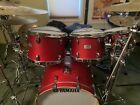 Yamaha Tour Custom 6 Pc. Candy Apple Red Satin kit in Out-Of-Box condition!