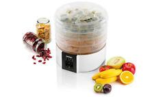 ZELMER BOSCH ZFD2350W FOOD DRYER 520W FRUIT MUSHROOMS VEGETABLES DEHYDRATOR NEW