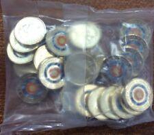 1x sealed mint bag of 25 $2 2018 eternal flame lest we forget UNC