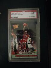 PSA 9 #27 Michael Jordan 92-93 Ultra