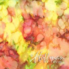 Hoffman Batik Bali Mottles Marigold Batik Cotton Fabric 839-529 BTY