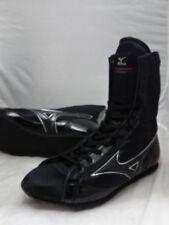 Boxing Shoes Original color Black x Black Line Silver 21Gx153000 Mizuno Japan