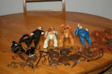 Vintage Marx Toys Johnny West Best of the Figures & Accessories Geronimo Custer