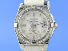 Breitling Galactic 36 Lady Automatik Diamant vom Uhrencenter Berlin 17758