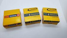 3 Boxes of Ektachrome 160 Super 8 Cartridge Movie Film Type G Vintage