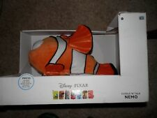 DISNEY Pixar Cuddle N Talk NEMO voice ,sound effects,flapping tail too