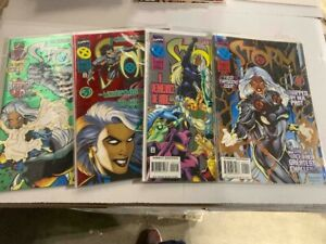 STORM #1-4 (1996), Marvel COMICS (PA1) X-MEN