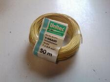 Y-Draht Installationsdraht 1x0,8 mm gelb 50 Meter 0,25€/m