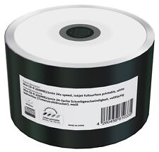 50 Mediarange Rohlinge CD-R Mini full printable 22Min 200MB 24x Shrink