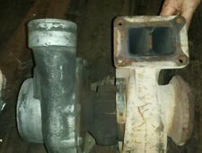 Cummins 855 Big Cam 3 400 Holset Dual Entry Turbo 3801599 Kenworth Peterbilt