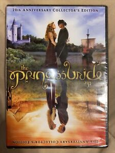 The Princess Bride DVD 20th Anniversary Collector's Edition * NEW & Sealed