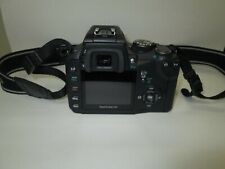 Olympus EVOLT E-500 8.0MP 4/3 DSLR Camera with 40-150MM Lens and Battery