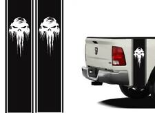 Truck Bed or Car Stripe for Dodge Hemi turbo Ram pick up decal skull decal wrap