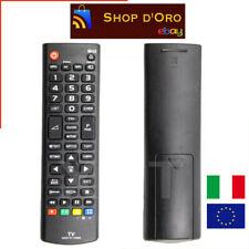 Telecomando Ricambio Sostituzione PER LG AKB73715686 Televisione