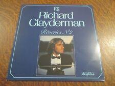 33 tours RICHARD CLAYDERMAN reveries n° 2