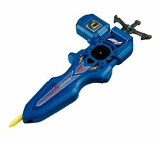 Takara Tomy Beyblade BURST B-93 Digital Sword Launcher (Blue)